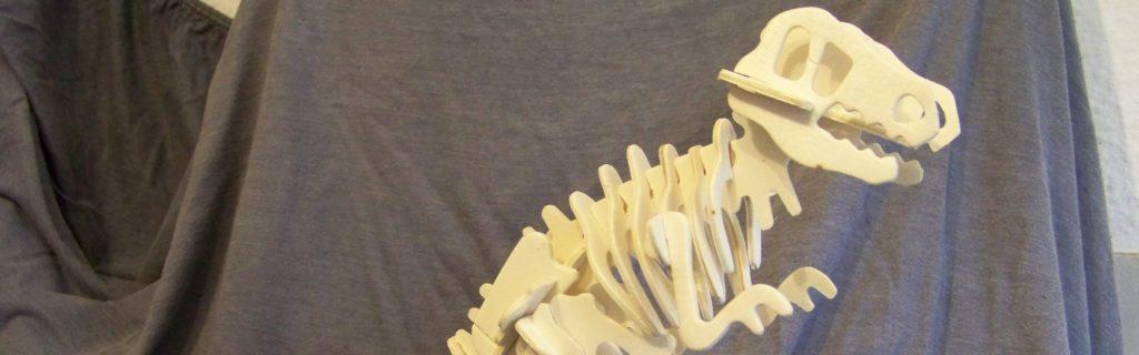 Dino in 3D