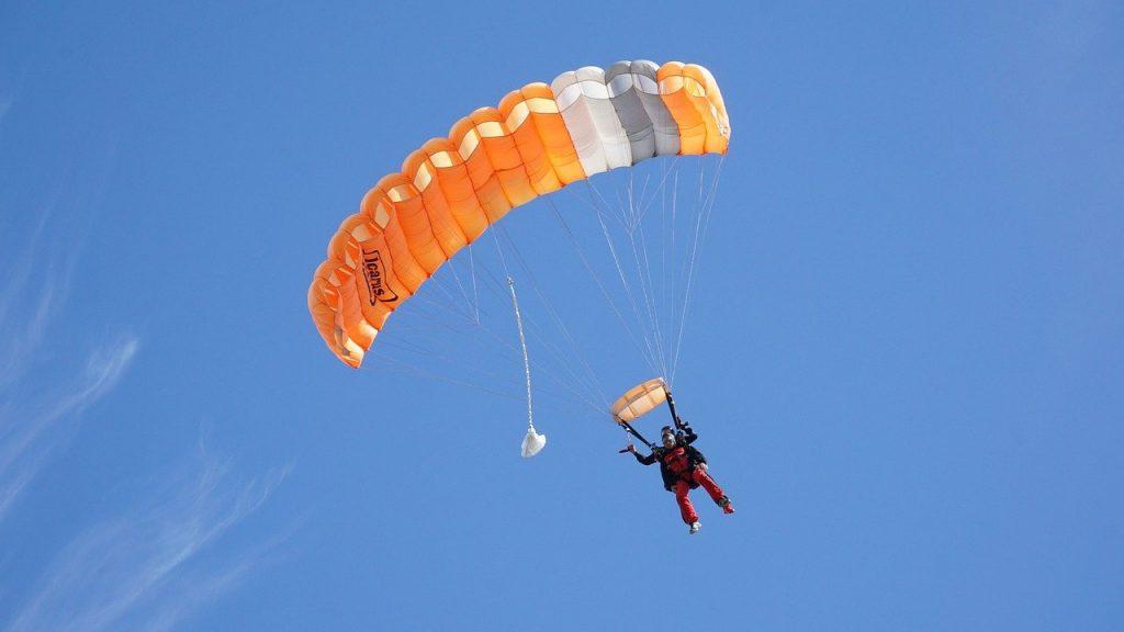 Experiment der Woche: Fallschirme