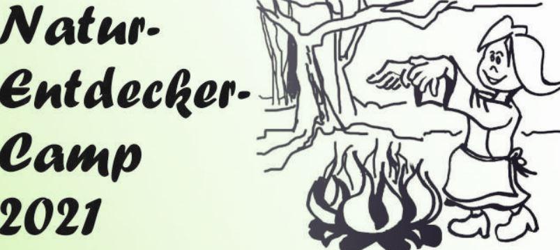 Naturentdecker-Camp 02.08.-06.08.2021